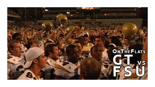 Georgia Tech vs. FSU -- 2008